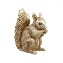 Spaarpot Squirrel - goud