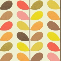 Behang Orla Kiely - Multi Stem - Hibiscus