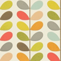 Behang Orla Kiely - Multi Stem - Original